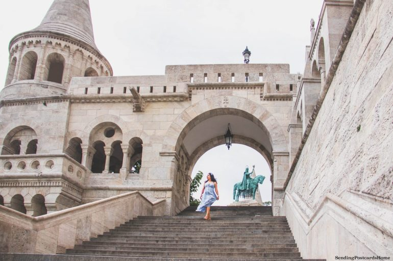 weekend getaway guide to Budapest - Fisherman bastion _ 4