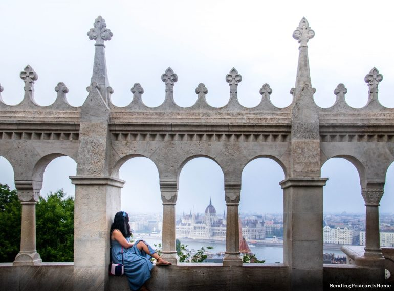 weekend getaway guide to Budapest - Fisherman bastion _ 5