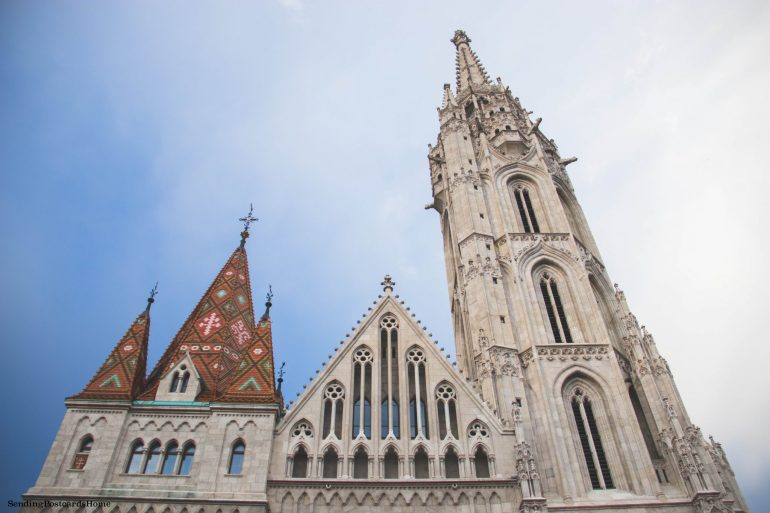 weekend getaway guide to Budapest - Fisherman bastion _ Matthias Church _ Budapest _ 9