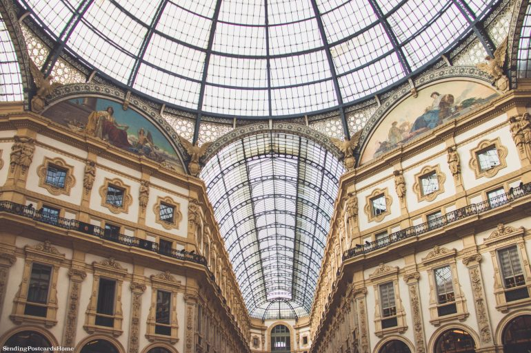 Gallerie Vittorio Emanuele II_ Top 5 Experiences in Milan You Can't Miss
