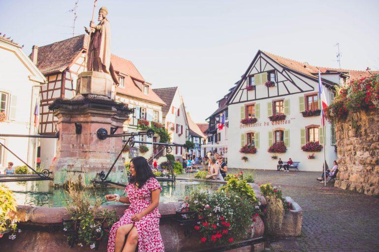 Eguisheim - Alsace 2