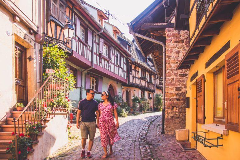Eguisheim - Alsace 3