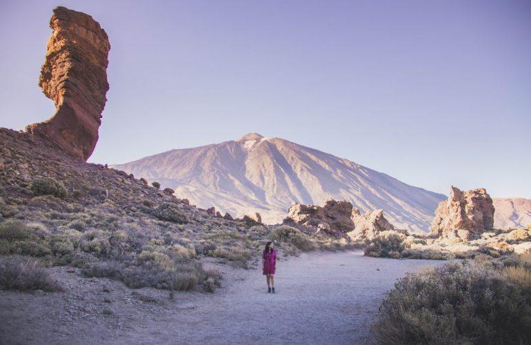 Tenerife - the charm of Canary Islands Mt Teide National Park