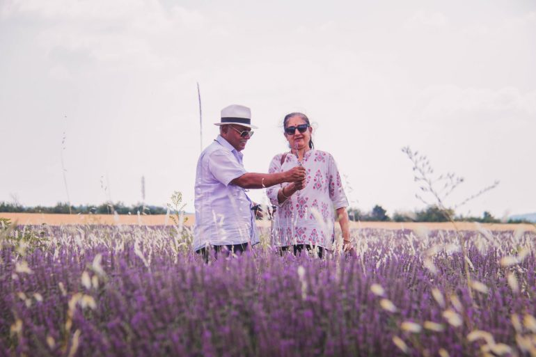 Provence and it's majestic Lavender fields 5