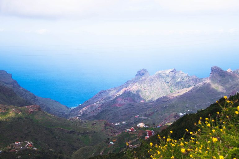 Tenerife drive views Anaga national park 1 _ Tenerife - the charm of Canary Islands
