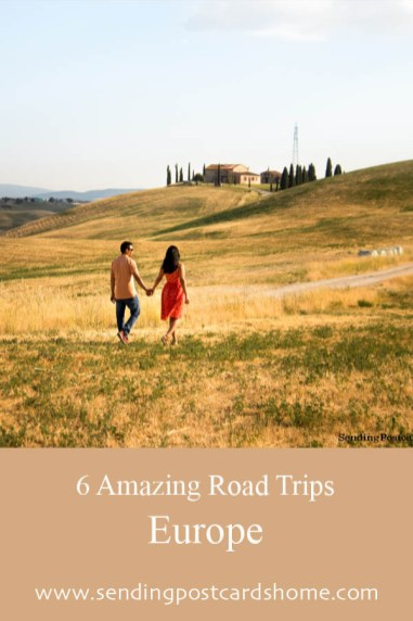 6 Amazing Road Trips Europe