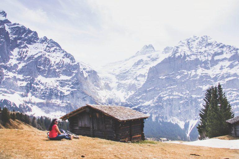First, Grindelwald, 3 amazing days in Interlaken, Switzerland 7