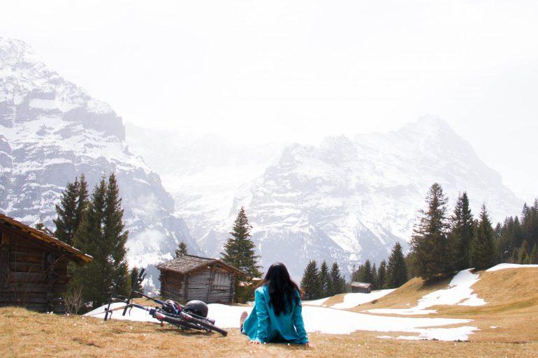 First, Grindelwald, 3 amazing days in Interlaken, Switzerland 8