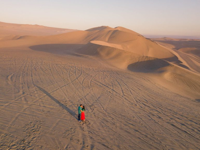 Huacachina, Peru travel itinerary