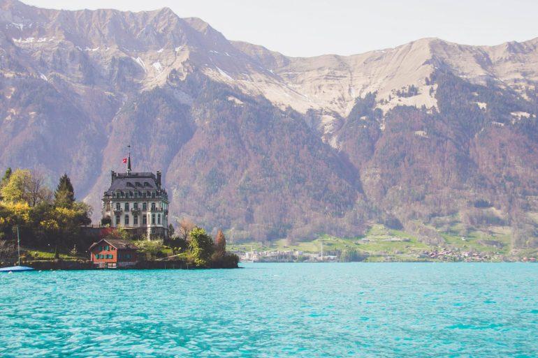 Lake Brienz, Interlaken, Switzerland