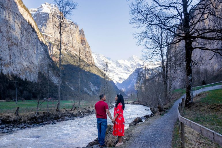 Lauterbrunnen Valley & waterfall, 3 amazing days in Interlaken, Switzerland 5