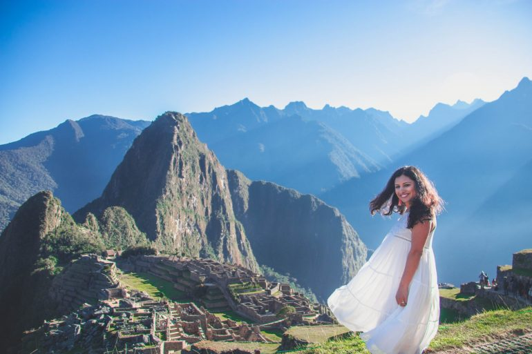 Machu Picchu, Peru travel itinerary