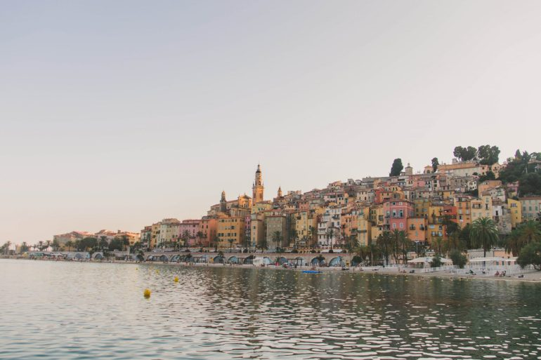 Travel guide for the French Riviera, Menton, Côte d'Azur 1