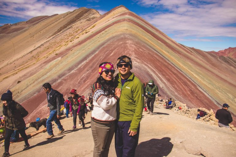 Rainbow Mountain, Peru Travel Itinerary