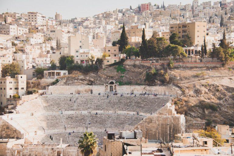 Amman amphitheater 1