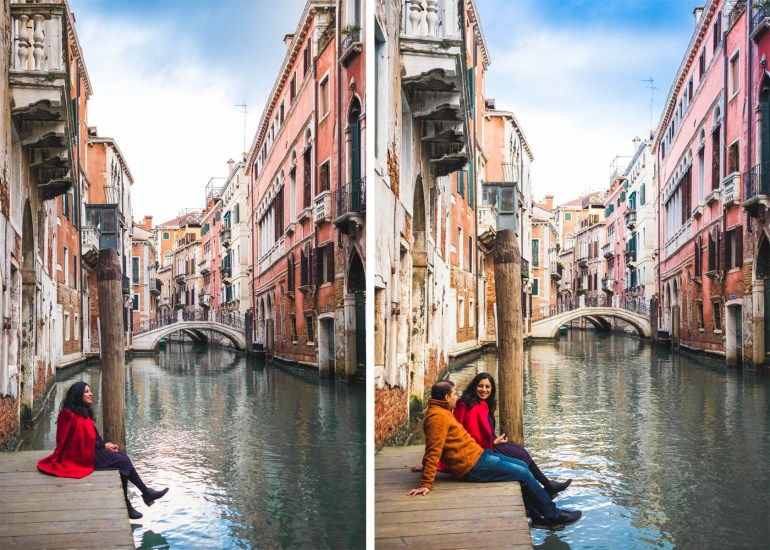 Exploring Venice in Winter, Canals of Venice
