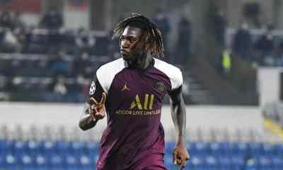 PSG : Kean testé positif au coronavirus, vers un forfait contre le Barça
