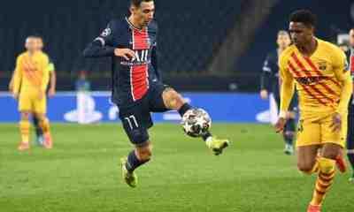 Angel Di Maria prolonge son contrat au PSG d'une année, plus une seconde en option