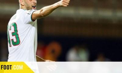 Cinq joueurs de Ligue 1 convoqués avec les Fennecs