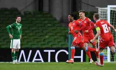 Le Luxembourg réalise l'exploit en Irlande en qualifications pour la Coupe du monde