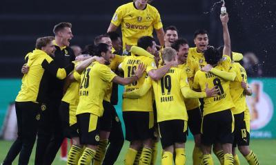 Coupe d'Allemagne : Dortmund écrase le RB Leipzig 4-1 en finale, doublé pour Haaland