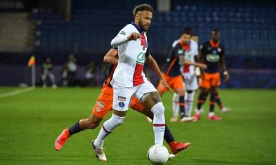 Neymar (PSG) suspendu pour la finale de la Coupe de France contre Monaco