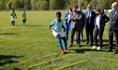 Déconfinement : Emmanuel Macron relance l'activité sportive avec le pass'Sport