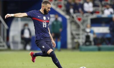Euro 2020 : le message de Karim Benzema avant France-Allemagne