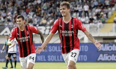 L'AC Milan bat La Spezia et met la pression sur Naples
