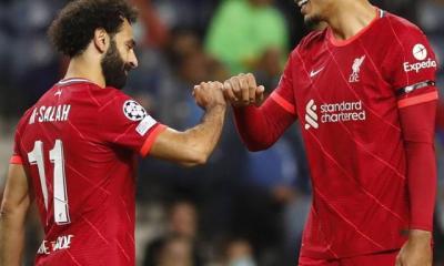 Liverpool écrase Porto et conserve la tête de son groupe en Ligue des champions