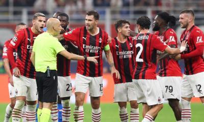 Milan AC – Atlético : la presse italienne crie au scandale et dénonce un « vol » !