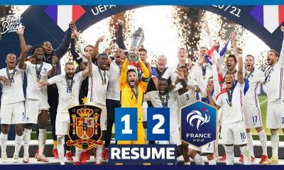 Espagne 1-2 France, le résumé