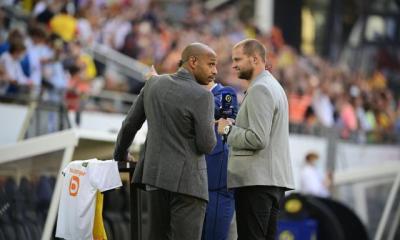 Thierry Henry commentera le match de Ligue 1 PSG-Angers sur Amazon