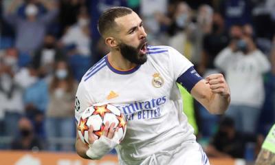 L'opération Ballon d'Or 2021 tourne à plein régime pour Karim Benzema