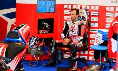 MotoGP Misano-2 J1 Débriefing Johann Zarco (Ducati/2) : « je suis impatient d'être à demain pour retrouver ce bon feeling » (Intégralité)