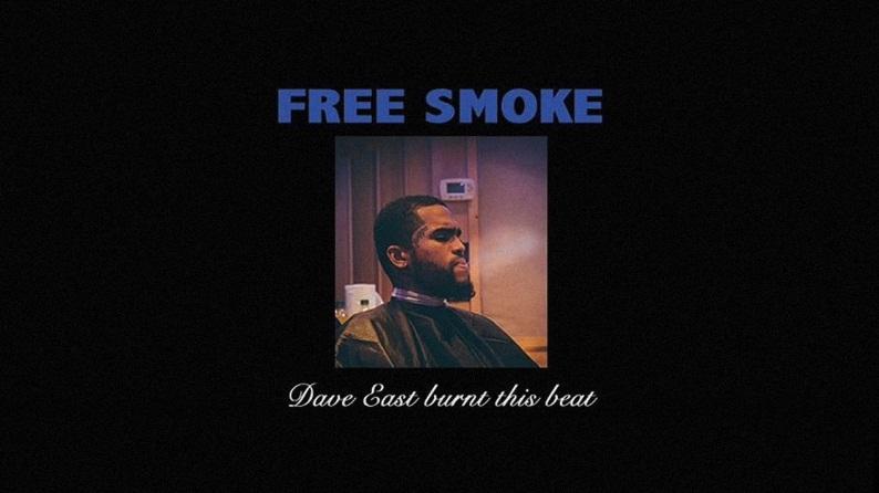 "#DaveEast ""#FreeSmoke"" (#Drake Remix) (Official Audio)"