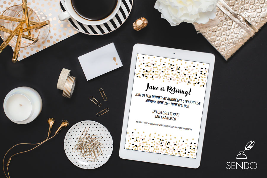 invitation wording for when guests pay