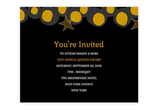 Create Custom Invitations Online