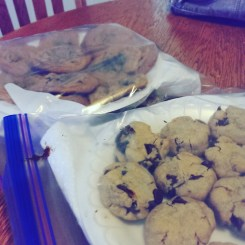 Celebrating National Chocolate Chip Cookie Day