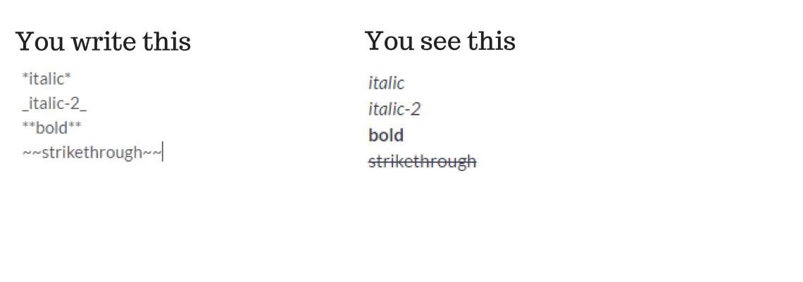 bold-italic-strikethrough