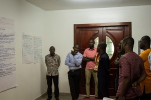 Tools for Reform: SEND GHANA's Budget Analysis and Advocacy Training Workshop