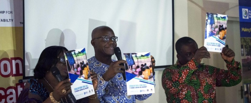 SEND GHANA launches kindergarten monitoring report