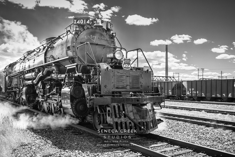 union pacific historic steam
