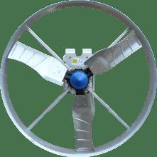 Typhoon Power Panel Fan