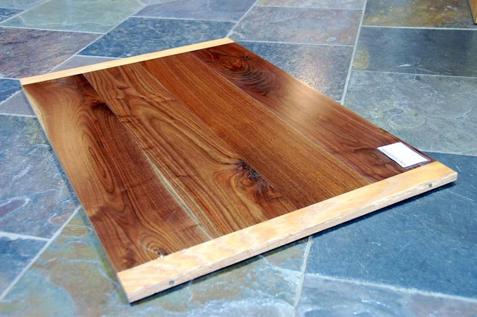 Walnut Select Polyurethane Seneca Hardwood Lumber Co