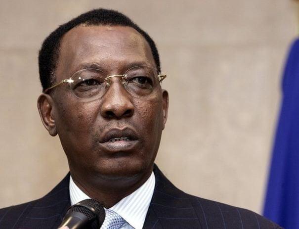 9 Idriss Déby Itno (Tchad)