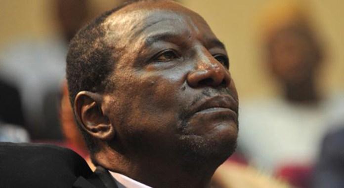 alpha conde 30 - Tensions en Guinée : Alioune Tine et Cie tancent Alpha Condé
