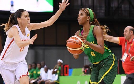 Afrobasket féminin, Basket, lionnes du sénégal, Oumou Khairy Thiam, Sénégal