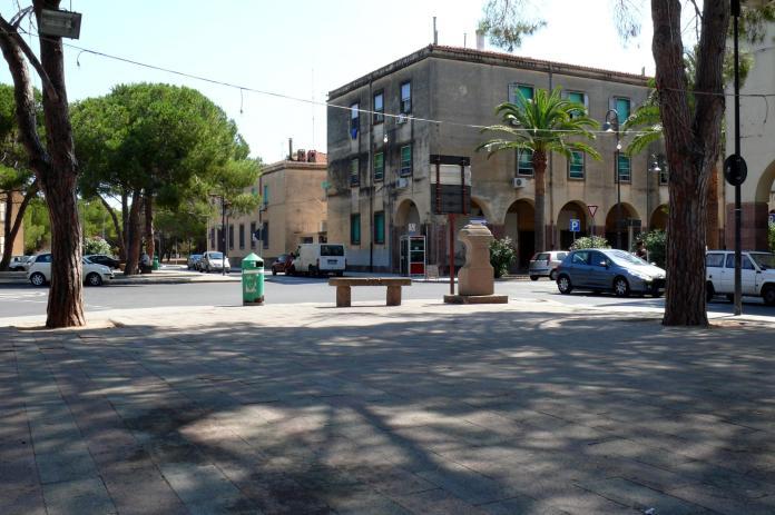 Italie : Un Sénégalais agressé en pleine rue… - Une rue de la ville - Alghero - AÉROPORT DE Fertilia