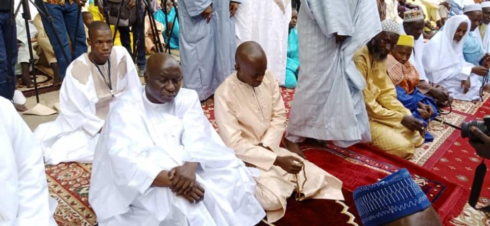 3 1 - Tabaski 2019 : Le message d'Idrissa Seck
